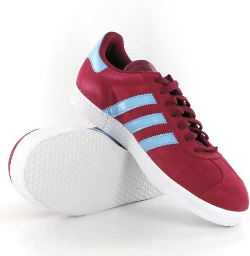 nobody area Skylight  Amazon.com | Adidas Gazelle 2 Red Suede Mens Trainers Size 9.5 US | Shoes