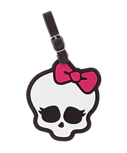 Monster High Luggage Tag Official Licensed (Monster High Girls Names)