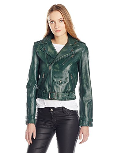 Just-Cavalli-Womens-Leather-Jacket