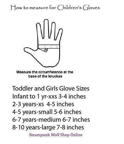 White Lace Fingerless Gloves for Girls Toddlers Wedding Easter Communion Baptism