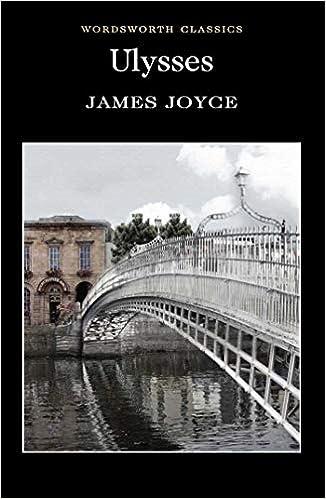 Amazoncom Ulysses Wordsworth Classics 9781840226355