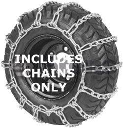 Mower Tire Chains - 2