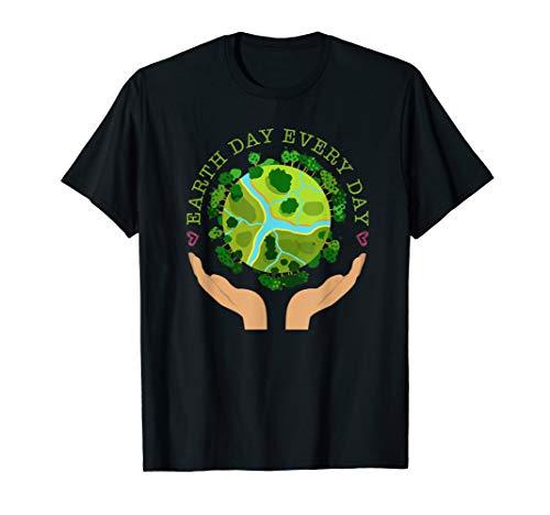 Happy Earth Day 2019 Costume art T Shirts Women Men Youth