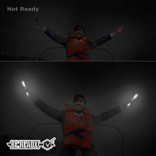 Be Ready Industrial 12 hour Illumination Emergency Safety Chemical Light Glow Sticks