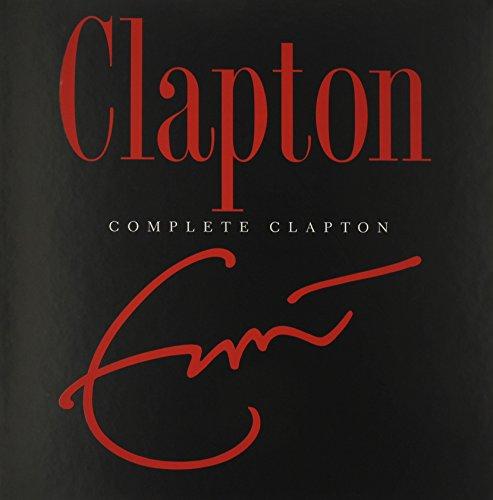 Vinilo : Eric Clapton - Complete Clapton (180 Gram Vinyl, Boxed Set, 4 Disc)