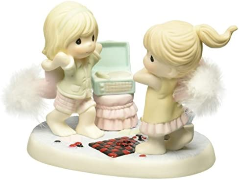 Precious Moments 2016 Collectors Club Symbol Of Membership A Friend Is Life S Greatest Blessing Bisque Porcelain Figurine Cc169001 Amazon Sg Home