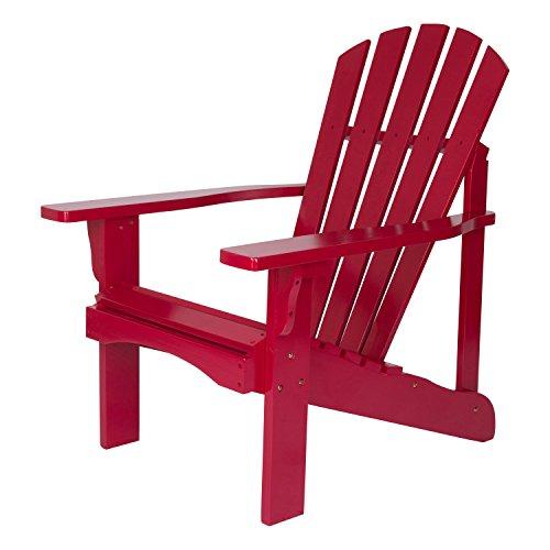 Amazon Com Shine Company Rockport Adirondack Chair