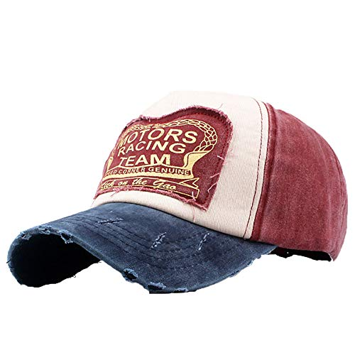 Price comparison product image Unisex Patch Baseball Caps Many Colors Simplicity Hat Outdoor for Camping Hiking Sun Hat Wine