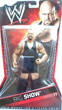 WWE Big Show Figure - Series #11 by WWE