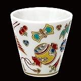 KUTANI YAKI(ware) Sake Cup Treasure