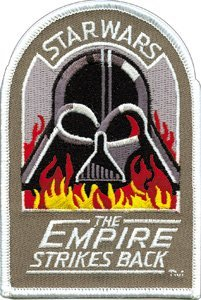 Star Wars Empire Strikes Back Movie Patch
