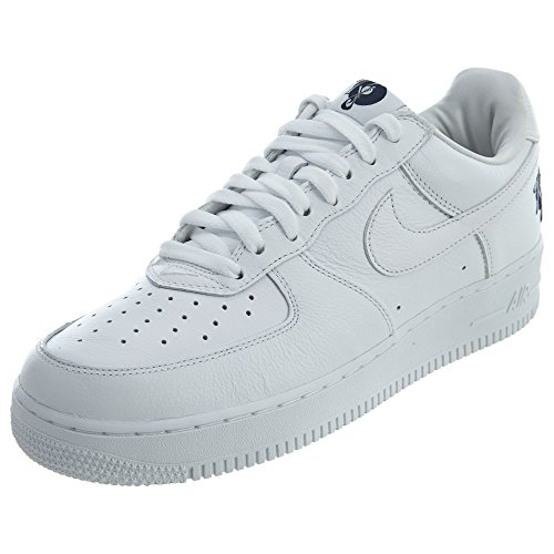 Mens Ao1070 Sneakers Shoes Force 07 White Trainers Air Nike Rocafella 1 gX66qw