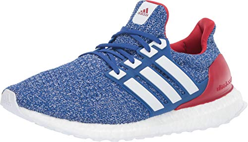 adidas Running Men's Ultraboost Collegiate Royal/Footwear White/Power Red 7 D US