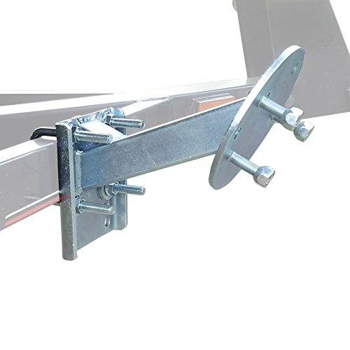 utility trailer tire holder - 7