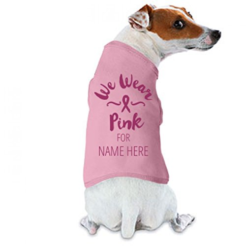 Puppies Against Breast Cancer: Doggie Skins Dog Tank Top
