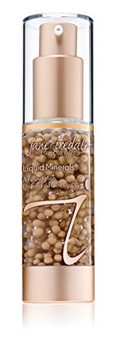 jane iredale Liquid Minerals A Foundation, Honey Bronze, 1.01 - Is Mineral Bronze A