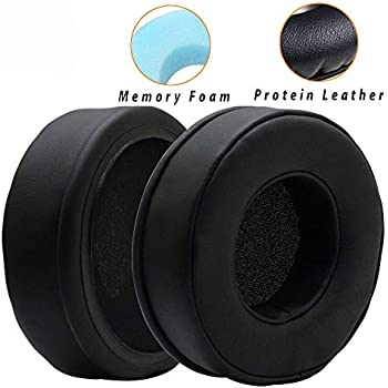 2ffa88d1b35 Poyatu Earpads for Skullcandy Hesh 2 Hesh2 Bluetooth Wireless Over-Ear  Headphones Replacement Ear Cushions Earbuds Ear Pads Repair Parts (Black1)