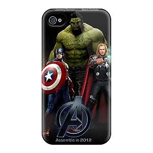 CharlesPoirier Iphone 4/4s Durable Cell-phone Hard Covers Allow Personal Design Lifelike U2 Skin [xgB1977sPMU]