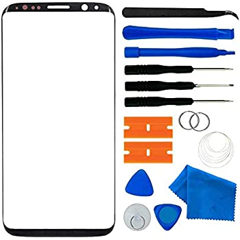 amazon com original galaxy s8 plus screen replacement front outer