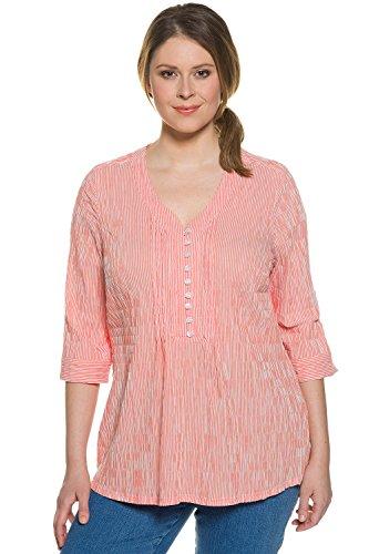 Crinkle Cotton Big Shirt - 4
