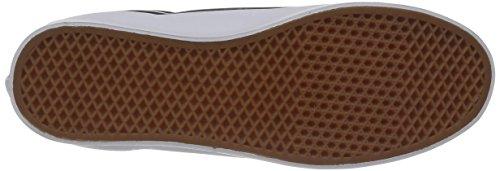 Vans U SK8-HI PLATFORM Zapatillas Sneakers Negro Blanco Unisex