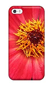 Kingsface Anti-scratch case cover ZippyDoritEduard protective JbbBm0DCXxi Summer Flowers case cover For Iphone 5/5s