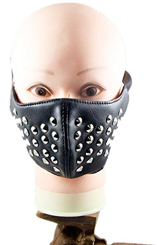 Shu li Men's and women's new rock non-mainstream mask personality motorcycle mask by Shu li