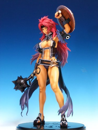 Excellent Model Queens Blade (Queen's Blade Excellent Model Limited EX Risty (Black Armor) 1/8 Scale PVC Figure Hobby Japan Hobby-Channel made by Megahouse)
