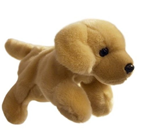 Yellow Labrador Dog Full Body Puppet