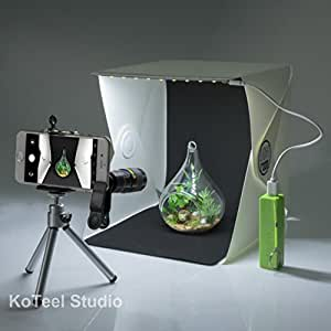 Koteel mini photography studio light tent - Lightbox amazon ...