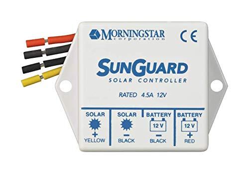 Morningstar SG-4 SunGuard Solar Controller.