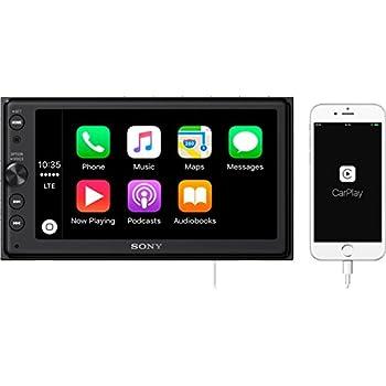 Sony XAV-AX100 6 4