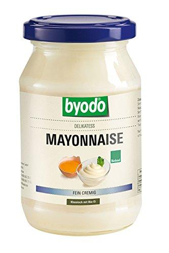 Byodo Bio Delikatess Mayonnaise, 3er Pack (3 x 250 ml)