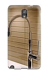 Stevenson Elizabeth's Shop New Design Shatterproof Case For Galaxy Note 3 (pull-down Sprayer Kitchen Faucet)