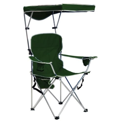 Quik Shade Full Size Shade Folding Chair, Forest Green by Quik Shade