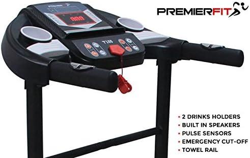 PremierFit T100 – Cinta de correr eléctrica motorizada / Máquina ...