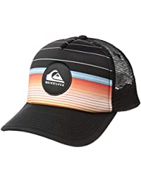 Quiksilver Mens Standard Highline Swell Trucker Hat