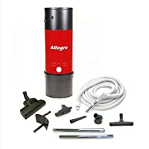 Allegro MU5400 Central Vacuum Deluxe Air Package 30 ft. hose