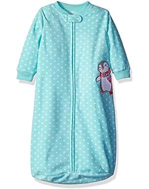 Baby Girls' Penguin Gown