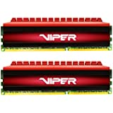 Patriot Memory VIPER 4 Series 2400MHz (PC4 19200) 8GB Dual Channel DDR4 Kit PV48G240C5K