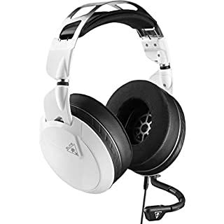 Turtle Beach Elite Pro 2 White Pro Performance Gaming Headset for Xbox One, PC, PS4, XB1, Nintendo Switch, and Mobile