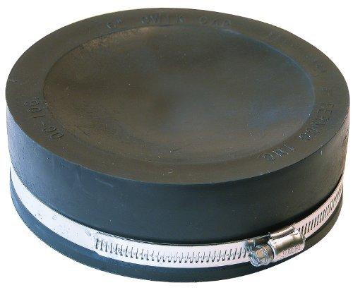 Fernco Inc. PQC-106 6-Inch Qwik Cap by Fernco