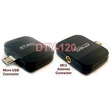 Android Digital ATSC TV Tuner Receiver Tablet Smart Phone