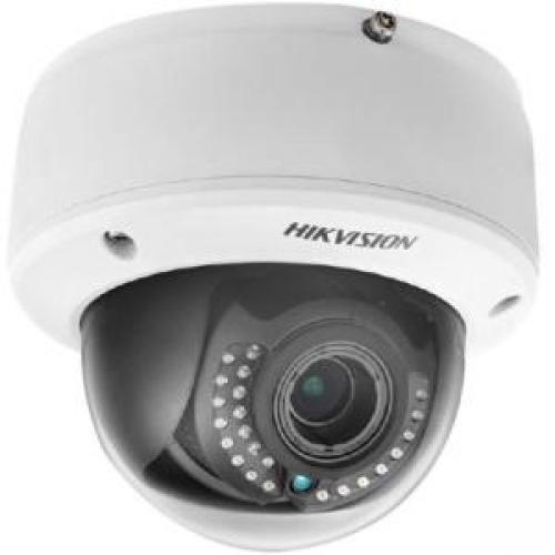 Hikvision DS-2CD4185F-IZ Indoor Dome Camera, 4K/8MP, H.264, Day/Night, IR, Audio, Alarm I/O, POE/12VDC