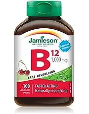 Vitamin B12 Methylcobalamin 1,000 mcg Fast-Dissolving Tablets