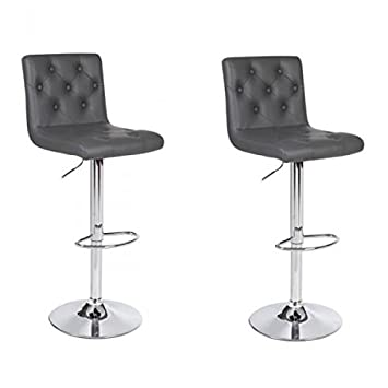 tabouret de bar gris amazon