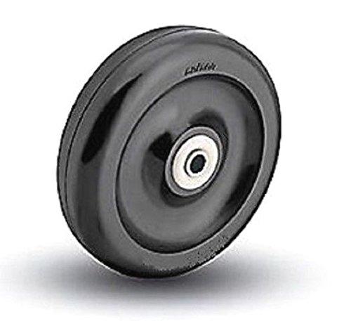 "Colson 4"" x 7/8"" Polyolefin Wheel with 5/16"" ID"