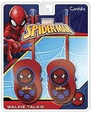 Walkie Talkie Spider Man Candide Azul/Vermelho