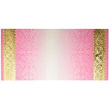 Pack of 25 Premium Handmade Shagun Gift Envelope Hand Crafted Money Holder Card Fancy Packet