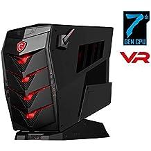 MSI Aegis 3 VR7RD-077US Gaming Desktop GTX 1070 Aero ITX 8GB Core i7-7700 16GB 256GB SSD + 2TB (MSI Computer)
